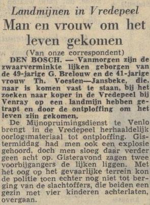 21-5-1951 Het Parool