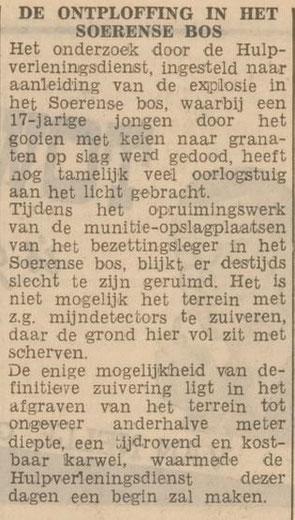 10-1-1952 Nieuwe Tilburgsche Courant