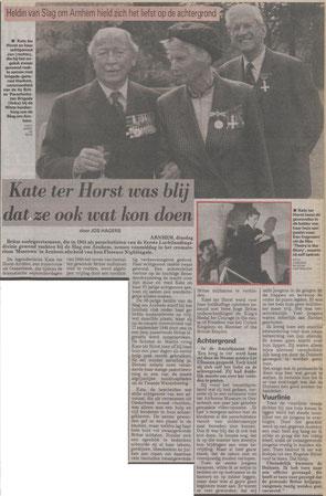 Telegraaf 25-2-1992