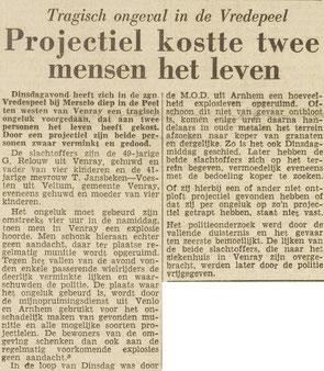 21-2-1951 Het Vrije Volk