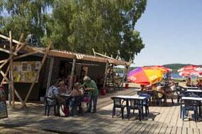 randonnée ane 3 jours : le Ranch des Lacs à Augne