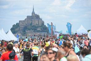Run-In Mont-Saint-Michel Baie du Mont