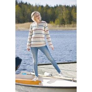 Pullover aus Järbo Soft Cotton