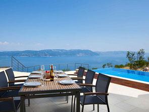 Villa Ananda, Istrien