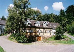 Seminarhaus Findhof im Bergischen Land