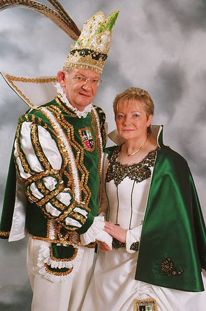 2004 / 2005 Gerhard I. (Stübler) & Mechthild I. (Stübler)
