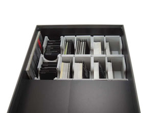 folded space insert organizer kingdom death monster
