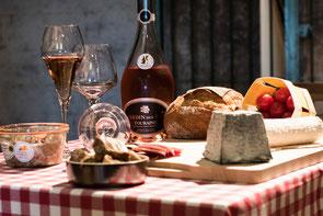 VinoLoire - Vincent Delaby - Excursions privilégiées dans les domaines vignobles du Val de Loire - Casse-croûte vigneron