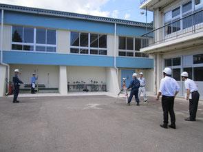 H29.08.10道の日ボランティア活動1