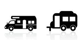 Für Wohnmobile und Wohnwagen