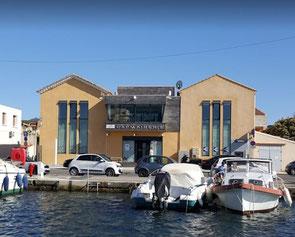 Capitainerie du Port du Brusc - Six-Fours-les-plages - Var 83