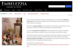 Jabones DobleM Enbelezzia.com