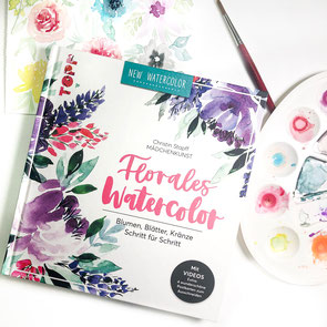 Florales Watercolor - Christin Stapff