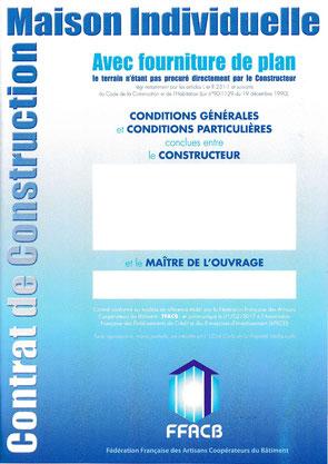 1ière page du ccmi à dominante bleu avec le logo de la ffacb