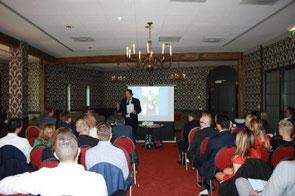 Workshopleider voor ABN AMRO leiderschap en storytelling in de Efteling.