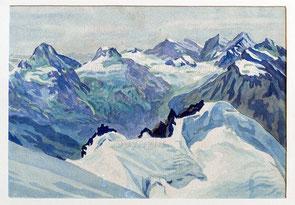 Nr.2006, Blick vom Silberhorn nach Westen.