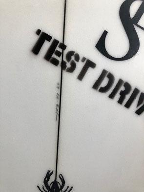 178.47.6.0 TEST DRIVE BOARDこちらも戻ってきました。