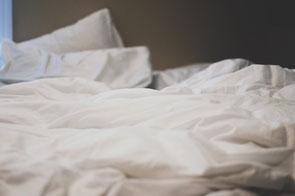 Privat Schlaf Hygiene Qualität Verbesserung Werkzeug SBC