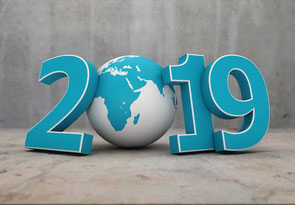 Numérologie de l'Année 2019
