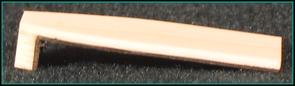 plaque de tête ivoire fibre 444750