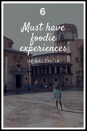 Food experiences in Valencia