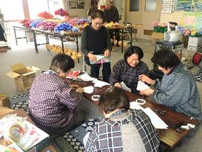 曽慶第13区部落会館 夏祭り