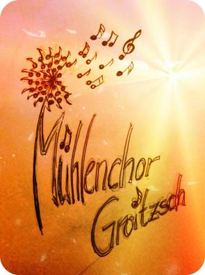 Logo vom Mühlenchor