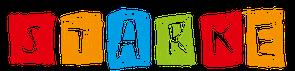 """Logo des Landesprogramms """"Stärke"""""""