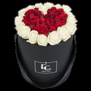emmie gray premium rosenboxen konservierte rosen. Black Bedroom Furniture Sets. Home Design Ideas