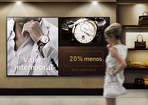 monitor, digital signage, monitor industrial
