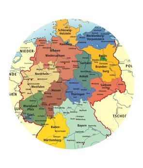 Züchter und Mitglieder aufgeteilt nach Bundesland