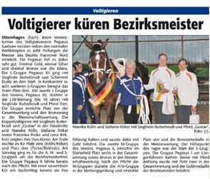 Neustädter Zeitung 19.05.2010