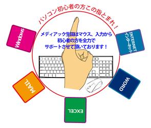 初心者に優しい川崎市のパソコン教室