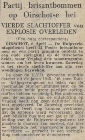 7-4-1952 Volkskrant
