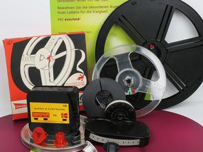 Filmspulen digitalisieren