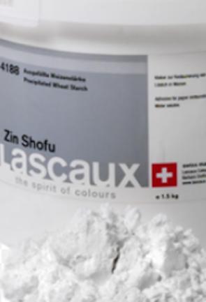 Ausgeällte Weizenstärke von Lascaux