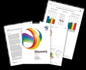 Insight®Discoveryプログラム 分析レポートのイメージ画像