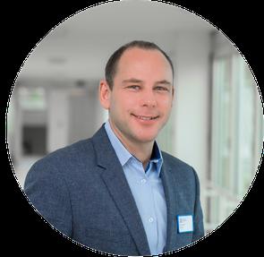 Timo Bechtel, Pflegedirektor im St. Marien-Krankenhaus Berlin