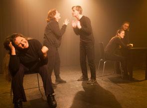 Schauspielschüler der Bühne Luzern