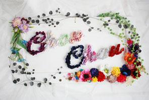 看板 フラワー ディズプレイ フォトスポット 装花