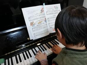 どれみ音楽教室 ピアノレッスン ロンドン橋