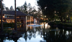 Another Beautiful Vew of Westlake Village Inn