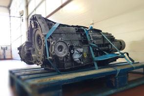 S-tronic 0B5, repariert