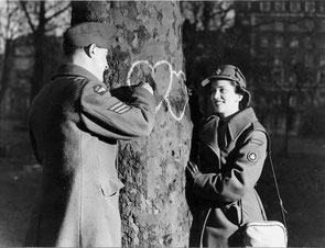 1944, Canada, Valentine's day