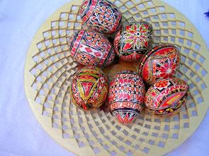 Œufs décorés, Ukraine