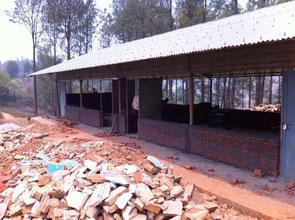 © ng Schule nach dem Beben