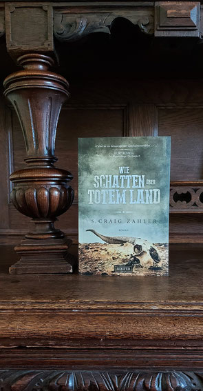 S. Craig Zahler - Wie Schatten über Totem Land