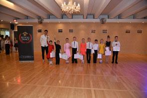 Finale ROYAL DANCE CUP 2021