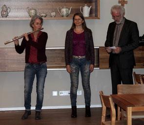 TanjaGrossmann,SusanneGruner,RektorGötz