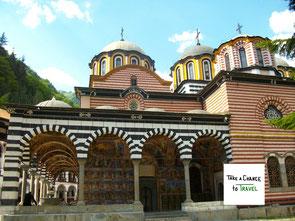 Rundreise in Bulgarien - wir empfehlen einen Besuch in das UNESCO-Weltkulturerbe Rila-Kloster